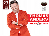 Thomas Anders & Modern Talking band